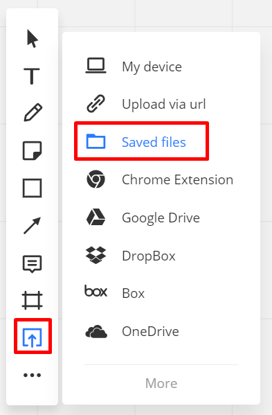 Uploading Files to Boards – Miro Support & Help Center